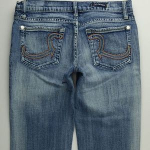 Rock & Republic Roth Flare 28 Women's Jeans C340P